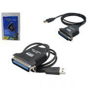 Cabo Paralelo USB Adaptador de Impresora e Conversor BF-1284 AD0011 -
