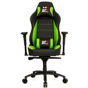 Cadeira Orion Black Green 10363-3 - DT3 Sports