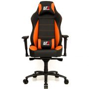 Cadeira Orion Black Orange 10364-4 - DT3 Sports