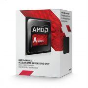 Processador FM2+ A8 7600 Quad Core, Cache 4MB, 3.8Ghz AD7600YBJABOX - AMD