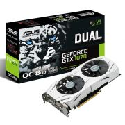 Placa de Vídeo GeForce GTX 1070 OC 8GB DDR5 256Bits DUAL-GTX1070-O8G - Asus