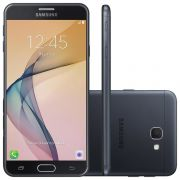 Smartphone Galaxy J7 Prime G610M/DS Octa Core 1.6Ghz, Android 6.0.1, 13MP, 32GB, Tela 5.5 Leitor Digital, Dual Chip, Preto - Samsung