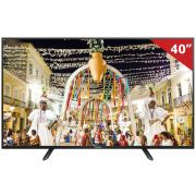 TV Led 40 TC-40D400B Full HD, HDMI, USB com Media Player - Panasonic
