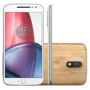 Smartphone Moto G 4 Geração Plus XT1640 Octa Core, Android 6.0, Tela 5.5, 32GB, 16MP, 4G, Bambu - Mo