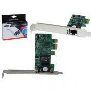 Placa de Rede PCI Express 10/100/1000Mbps DP-02 PC0034DEX - Dex