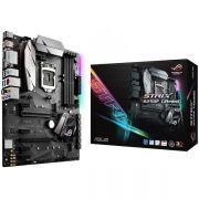 Placa Mãe LGA 1151 ROG Strix B250F Gaming, DDR4, Aura Sync, Áudio Gamer, USB 3.1 Tipo A e C - Asus