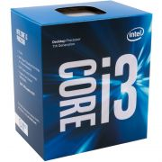 Processador 7ª Geração LGA 1151 Core i3 7100 3,9Ghz 3MB BX80677I37100 BOX - Intel