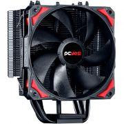 Cooler para Processador Zero K Z4 120mm AMD/Intel Preto ACZK4120 - Pcyes
