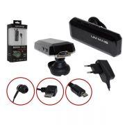 Fone de Ouvido Bluetooth Preto HB0028 (HP0007B) - 1 mais