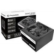 Fonte ATX 600W Smart Series 80 Plus PFC Ativo PS-SPD-0600NPCWBZ-W - Thermaltake