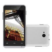 Smartphone Quad Core 1.3Ghz Preto/Branco NB252 Tela de 4