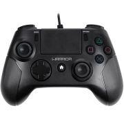 Controle para PS4/PC Warrior Preto JS083 - Multilaser