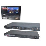 Splitter Divisor HDMI Versão 1.4 8 Saídas 1080p HUB0031 - OEM