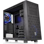 Gabinete ATX X31 TG Preto Win Secc Tempered Glass CA-1E9-00M1WN-03 - Thermaltake