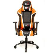 Cadeira Gamer Modena Black Orange 10503-9 - DT3 Sports