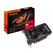 Placa de Video Radeon RX 550 Gaming 2GB OC DDR5 GV-RX550GAMINGOC-2GD - Gigabyte