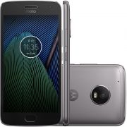 Smartphone Moto G5 Plus TV Digital XT1683 Octa-Core Android 7.0, Tela 5.2, 32GB, 12MP, 4G, Dual Chip Platinum - Motorola