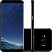 Smartphone Galaxy S8+ Dual Chip Android 7.0 Tela 6.2 Octa-Core 2.3 GHz 64GB Câmera 12MP SM-G955FD Pr
