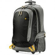 Mochila para Notebook 15.6 Roller J6X32AA Preto e Cinza - HP