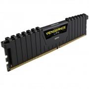 Memória Vengeance LPX 4GB 2400Mhz DDR4 CL16 Black CMK4GX4M1A2400C16 - Corsair