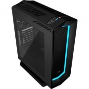 Gabinete Gamer Mid Tower Project 7 EN58294 Preto - Aerocool