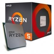 Processador AM4 Ryzen 5 1600X, Six Core, Cache 19MB, 3.6GHz YD160XBCAEWOF - AMD