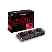 Placa de Video Radeon RX 570 4GB DDR5 Red Devil AXRX 570 4GBD5-3DH/OC - Power Color