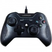 Controle para Xbox One / PC Warrior Preto JS078 - Multilaser