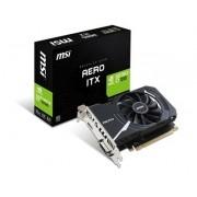 Placa de Vídeo GeForce GT1030 2GB GDDR5 OC 64BITS AERO GT 1030 AERO ITX 2G OC - MSI