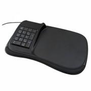 Teclado Numerico USB com Mouse Pad e HUB USB 3 Portas ST-MTH1 - Smart