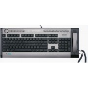 Teclado Multimidia Internet Phone USB KIPS-800 - A4Tech