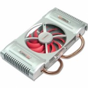 Cooler para VGA VC-RHC Heat Pipe Duplo - Evercool