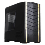 Gabinete Full-Tower Raven Series Preto C149-SST-RV03B-W - G410RV03BW00020 - Silverstone -