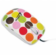 Mouse Ball Retro USB 3413 - Leadership