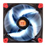 Cooler FAN Luna 12 LED White 120mm CL-F018-PL12WT-A Thermaltake