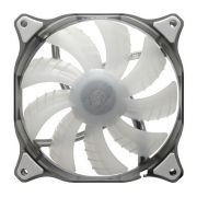 Cooler Fan Dual-X 120x120x25mm White LED CF-D12HB-W - Cougar