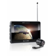 GPS Tracker 2 Tela de 7 Polegadas C/AV IN + TV + FM + Camera de Re GP039 - Multilaser
