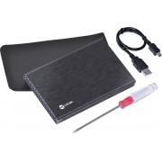 Case Externo HD 2.5 Alumínio USB 2.0 24386 - Vinik