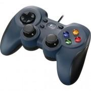 Controle Gamepad Com Fio para PC/TV F310 Azul/Preto - Logitech