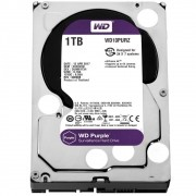 Hard Disk Purple Surveillance 1TB IntelliPower 64MB Cache SATA 6.0Gb/s WD10PURZ - Western Digital