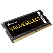 Memória para Notebook 4GB DDR4 2133MHZ C15 SODIMM CMSO4GX4M1A2133C15 - Corsair