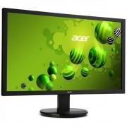 Monitor 21,5 Full HD 5ms VGA/DVI Ajuste de Inclinação de -5 a 25 Graus VESA K222HQL - Acer