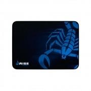 Mouse Pad Rise Gaming Scorpion Médio em Fibertek Costurado RG-MP-04-SK - Rise Mode