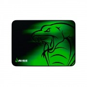 Mouse Pad Rise Gaming Snake Médio em Fibertek Costurado RG-MP-04-SE - Rise Mode