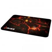 Mouse Pad Rise Gaming Volcano Grande em Fibertek Costurado RG-MP-05-VO - Rise Mode