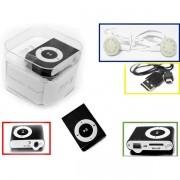 MP3 Player com Entrada SD Preto MP0003.1B - OEM