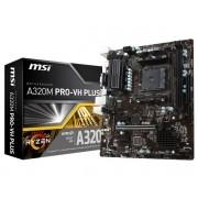 Placa Mãe AM4 A320M PRO-VH Plus DDR4 (HDMI/VGA/USB 3.0) - MSI