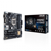 Placa Mãe LGA 1151 H110M2 Prime DDR4 HDM/DVI/VGA/Display Port USB 3.1 Serial - Asus