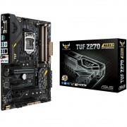 Placa Mãe LGA 1151 TUF Z270 MARK 2 Overclocking design, Certificação Militar, USB 3.1 Tipo A e C,DDR4, SLI/CFX, DVI/HDMI - Asus