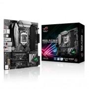 Placa Mãe LGA 1151 Z370-G ROG Strix Gaming Aura Sync RGB LED DDR4 USB 3.1 Dual M2 - Asus